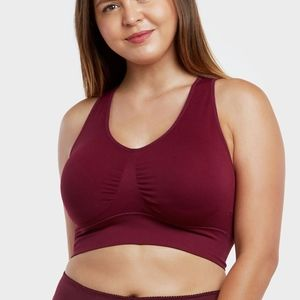Sofra Intimates & Sleepwear - 6 PACK Sofra PLUS Sports Bra BR0136SPX5